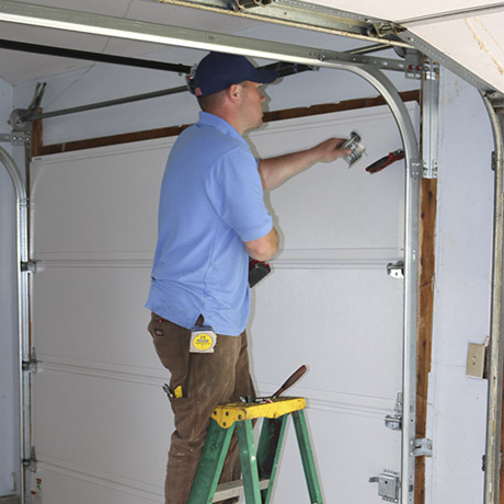 Overhead door repair in Wilkes Barre PA