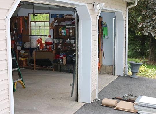Garage Door Weather Stripping