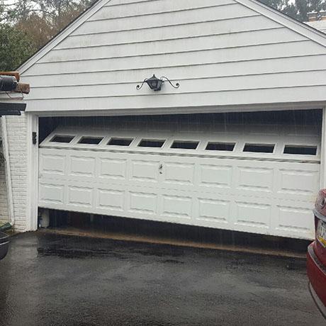 24-hour energency garage door repair service